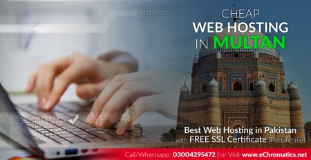 Domain Registration and Web hosting in Multan Pakistan