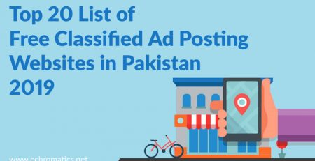 Top 20 List of Free Classified Ad Posting Website in Pakistan 2019