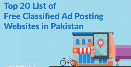 Top 20 List of Free Classified Ad Posting Websites in Pakistan