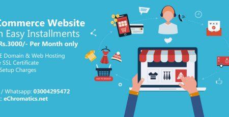 eCommerce Website on Installments